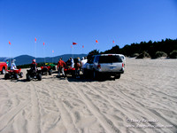 Honda ATV production Sand Lake