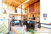"""Modern Contemporary Green Home Portland Oregon Dwell"", ""family house Northwest Style"""