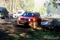 Jeep Renegade Day 1