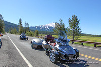 Can Am Spyder Print 2014