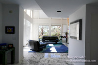 Modern Contemporary Green Home Portland Oregon Dwell family house