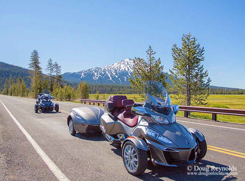 Can Am Spyder for 2104