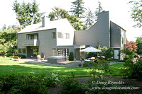 Smith House Contemporary, Modern, Dwell Style Home 3 car garage, 2 story's, larger back yard & Front yard. Patio, PDX Zone